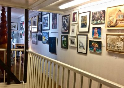 Inside Ardent Gallery - The Summer Exhibition